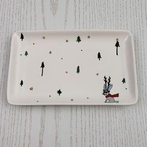 Jack's Holiday by Magenta Christmas Trinket Tray